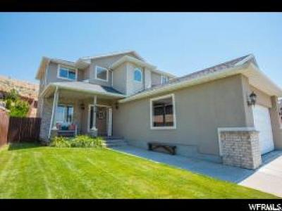 Lehi Single Family Home For Sale: 1912 Woodview Dr