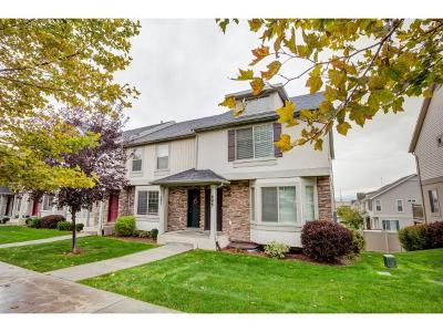 Provo Townhouse For Sale: 895 N Independence Ave
