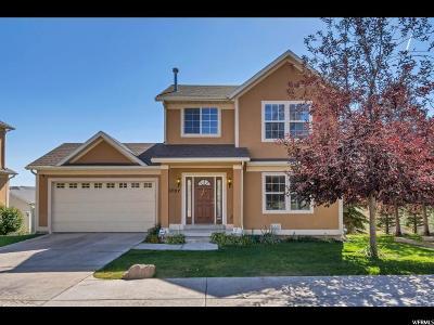 West Jordan UT Single Family Home For Sale: $264,999