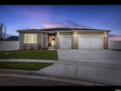 Lehi Single Family Home For Sale: 1591 S 270 E
