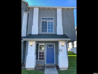 Salt Lake City Townhouse For Sale: 475 N Redwood Rd W #43