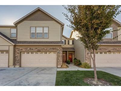 Riverton Townhouse For Sale: 13498 S Leaf Wing Ln W