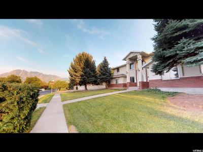 Murray Single Family Home For Sale: 692 E Silver Shadow Dr S