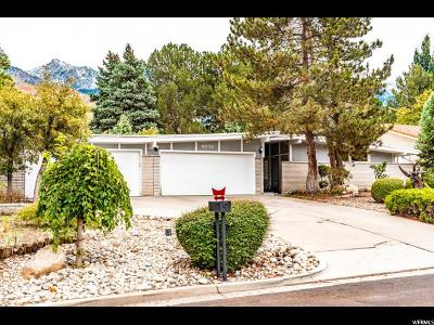 Sandy Single Family Home For Sale: 8373 S Etienne Way E