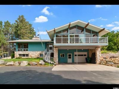 Ogden Single Family Home For Sale: 1642 E 4600 S