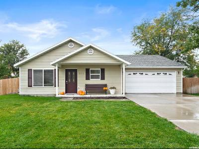Provo Single Family Home For Sale: 262 S 1600 W