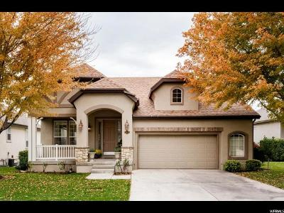 West Jordan Single Family Home For Sale: 9305 S Avignon Pl