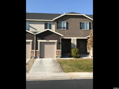 Lehi Townhouse For Sale: 3256 Desert Lily Dr W