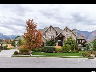 Highland Single Family Home For Sale: 12354 Timberline Drive