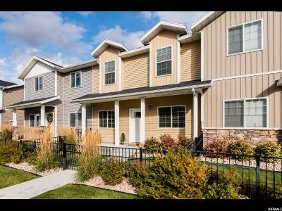 Logan Townhouse For Sale: 1545 N 420 W #102