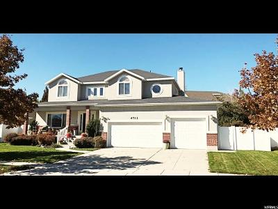 Murray Single Family Home For Sale: 6712 S Murray Bluffs Dr W