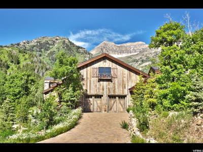 Sundance Single Family Home For Sale: 8597 N Mandan Rd
