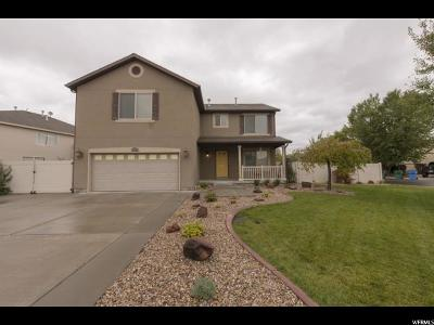 Lehi Single Family Home For Sale: 767 S Jordan Way W