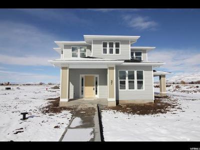 Logan Single Family Home For Sale: 57 W Lavender Loop N