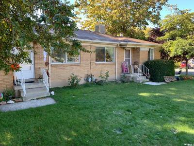 Salt Lake City Multi Family Home For Sale: 1508 E 3900 S