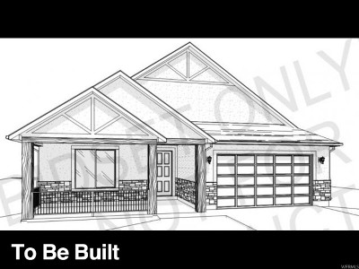 Wasatch County Single Family Home For Sale: 193 W Canyon View Ln