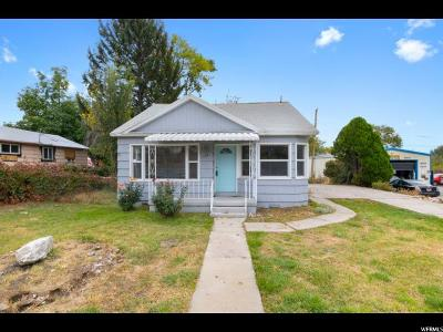 Pleasant Grove Single Family Home For Sale: 116 E 700 S