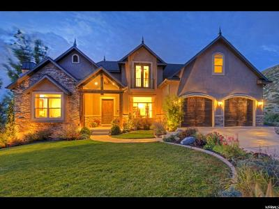 Sandy Single Family Home For Sale: 3735 Black Horn Pl