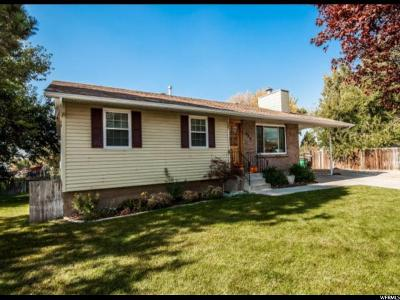 Provo Single Family Home For Sale: 723 N 2200 W