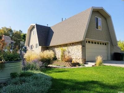 Murray Single Family Home For Sale: 5056 Lucky Clover Ln