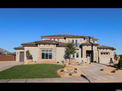 St. George Single Family Home For Sale: 2541 E Arbor Dr S