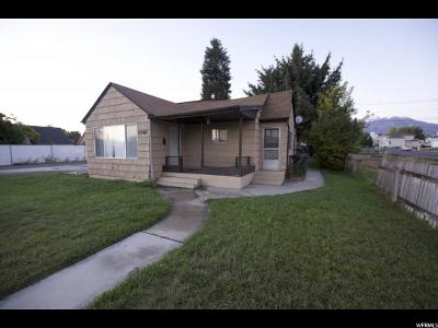 Provo Multi Family Home For Sale: 1100 W 500 N