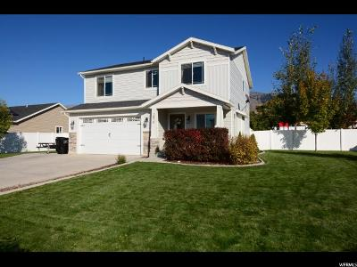 North Logan Single Family Home For Sale: 2870 N Daines Way