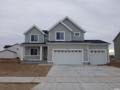 Mapleton Single Family Home For Sale: 322 S Doubleday St #61