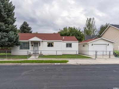 South Salt Lake UT Single Family Home For Sale: $225,000