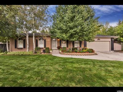 Sandy Single Family Home For Sale: 9237 S 1480 E