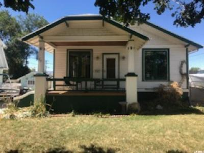 Price UT Single Family Home For Sale: $129,000