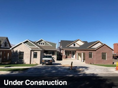 Salt Lake City Single Family Home For Sale: 585 N Columbus St