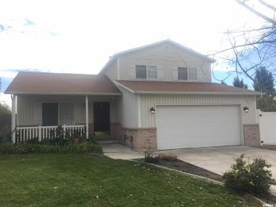 Lindon Single Family Home For Sale: 643 W 425 N