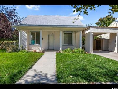 Provo UT Single Family Home For Sale: $248,900