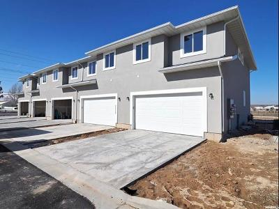Spanish Fork Townhouse For Sale: 808 S 1710 E