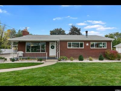 American Fork Single Family Home For Sale: 265 N 300 W
