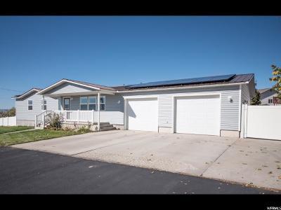 Richmond Single Family Home For Sale: 325 E 500 N