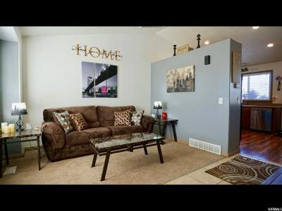 West Jordan Single Family Home For Sale: 8344 S Holly Oak Dr
