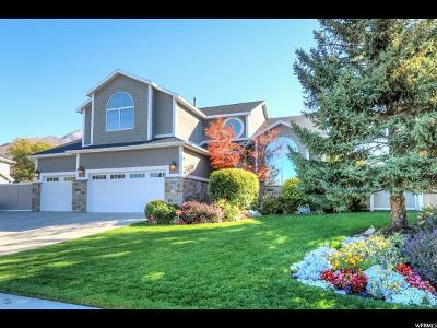 Cottonwood Heights Single Family Home For Sale: 6713 S 2680 E