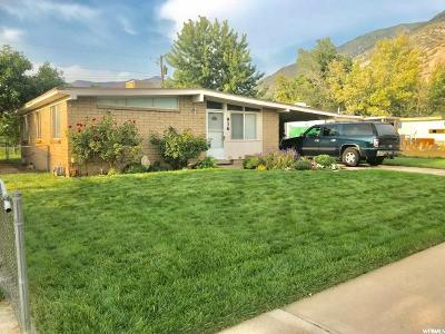 Weber County Single Family Home For Sale: 916 E 1100 N