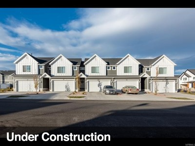 Saratoga Springs Single Family Home For Sale: 256 E Wren Hl #3044