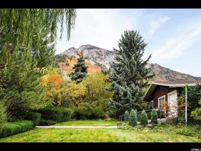Salt Lake City Single Family Home For Sale: 4392 S Zarahemla Dr