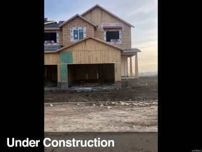 Lehi Townhouse For Sale: 3701 W 2330 N #118