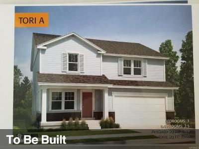 West Jordan Single Family Home For Sale: 6644 W Terrace Top Ln W #321