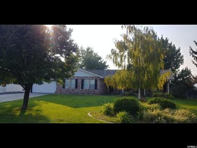 Tremonton Single Family Home For Sale: 443 Amber Ave