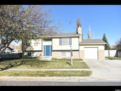 Sandy Single Family Home For Sale: 623 E 10375 S
