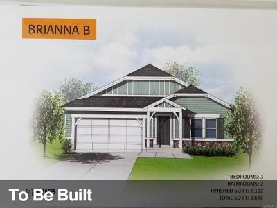 West Jordan Single Family Home For Sale: 6633 W Terrace Top Lane Ln S #315