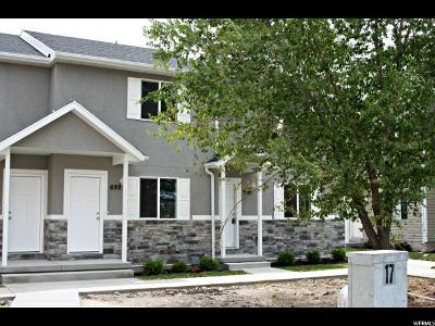 Tooele Condo For Sale: 615 N Kay Ln W