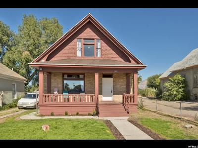 Weber County Single Family Home For Sale: 332 31st