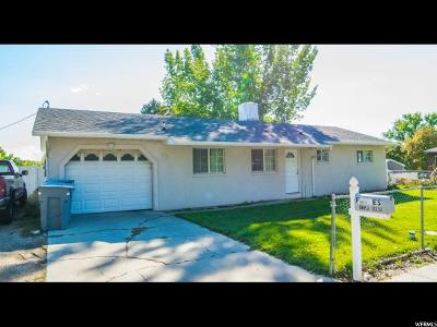 Pleasant Grove Single Family Home For Sale: 175 W 900 N